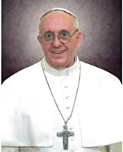 Religious Supply Pope Francis Formal Portrait; Print