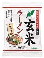 オーサワ  オーサワのベジ玄米ラーメン(しょうゆ) 112g(うち麺80g)  20袋