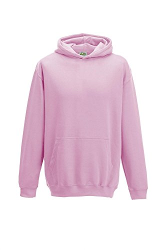 All we do is - Kinder Kapuzensweatshirt Hoodie Sweatshirt, babypink, Gr.140