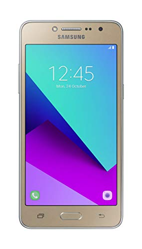 Samsung Grand Prime Plus GSM Unlocked Smartphone (AT&T, T-Mobile and All Other GSM Carriers) - Gold