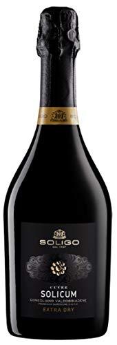 SOLIGO PROSECCO EXTRA DRY DOCG'LINEA SOLICUM' bott 75 CL - IMBALLO DA 6 BOTTIGLIE DA 75 CL