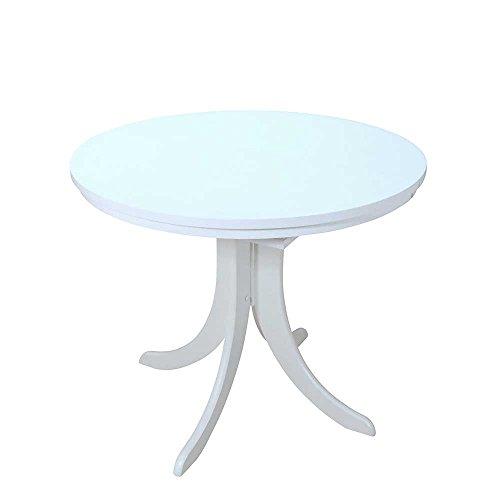 Pharao24 Küchen Tisch Tischgestell aus Birke Massivholz
