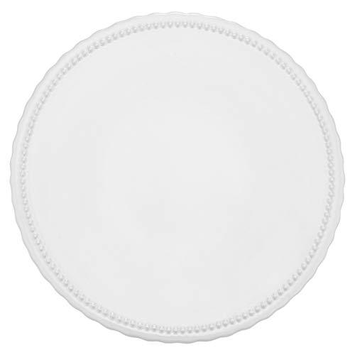 RBV Birkmann, 443648, Tortenteller Vintage, Ø 25 cm, Keramik, weiß