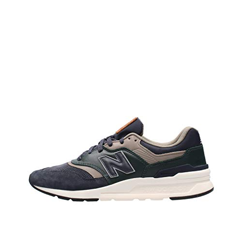 Zapatillas de Hombre CM997HXB Marino/Verde