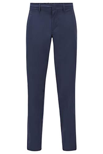 BOSS Spectre Mono 10230508 01 Pantalón de Vestir, Navy410, 60 para Hombre