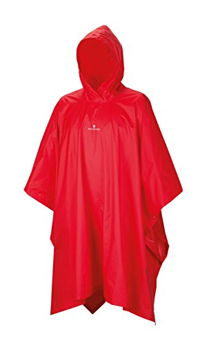 FERRINO, R-Cloak Combinaison unisexe Rouge, L