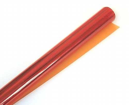 Danitech Lee Folie Farbfolie Bogen 25cm x 29cm Nr. 204 orange zum Farbabgleich/Farbkorrektur für Warmweisses Licht (55,03 EUR/m²)