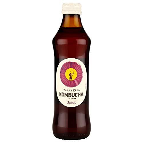 Carpe Diem - Kombucha Classic 24x 0,25 l Glasflasche
