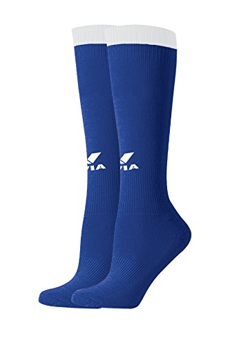 Nivia Soccer Stockings Large, (Royal Blue)