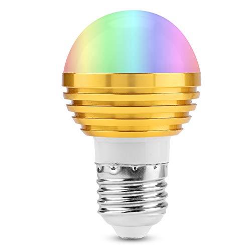 Multiple Smart Wi-Fi Bulb, 6W Pc and Aluminum Made 5 5 7cm Wi-Fi 2.4GHz (RGB+Cw)