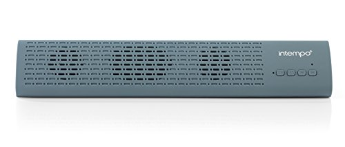 Intempo ee1809lblustk Mini Bluetooth Sound Bar, Blau