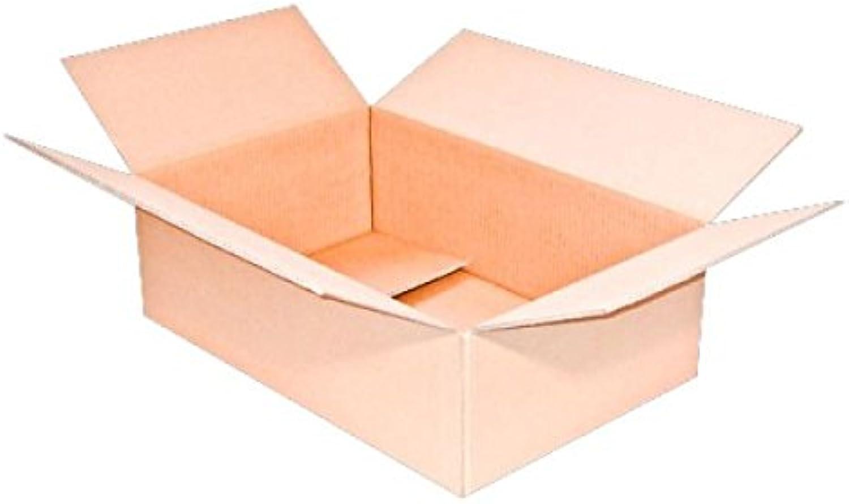 Karton Faltkarton 2-wellig 586 x 386 x 178 mm 120 Stück Frei Haus B00P67OFDA | eine große Vielfalt