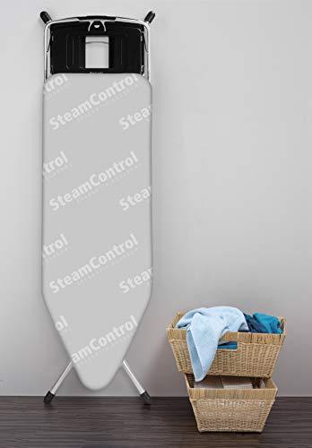 Brabantia Ironing Board, cotton, Silver, Size C