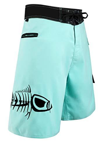 Tormenter Waterman 5 Pocket Boardshorts Seafoam 32