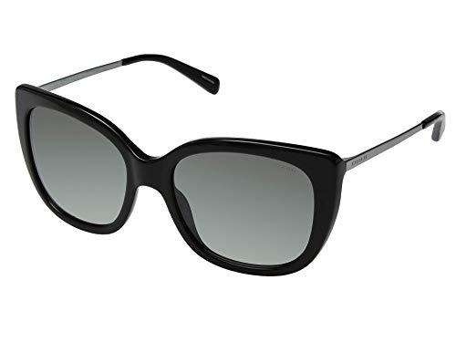 Gafas de Sol Coach HC 8246 Black/Grey Shaded 55/18/140 mujer