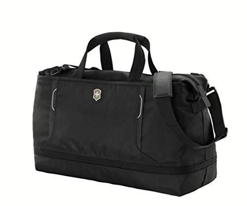 Victorinox Werks Traveler 6.0 Frequent Flyer XL Weekender Bag, Black