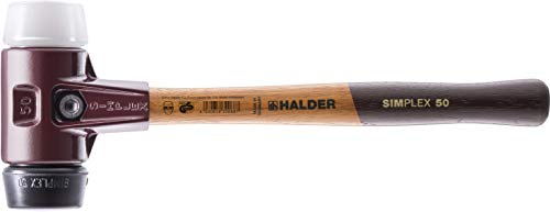 "3027060 Soft-Face Mallet""Simplex"" 60mm of Rubber-Superplastic EH 3027"