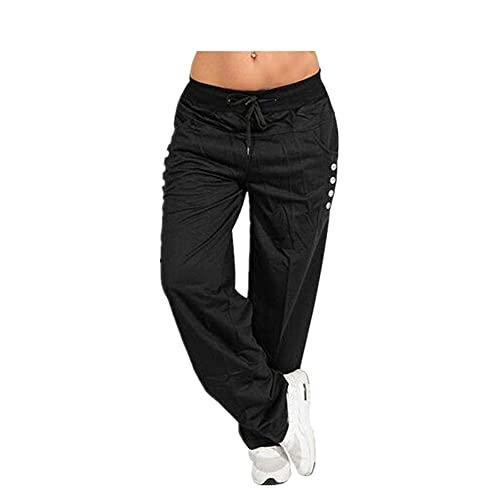 N\P Mujeres Casuales Pantalones Sueltos Deportes Pantalones Pantalones Pantalones