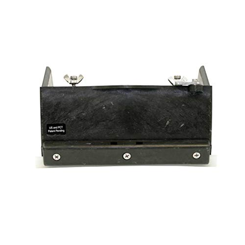 TapeTech QB06-QSX QuickBox QSX 6.5 pulgadas Caja de acabado para compuesto de ajuste rápido