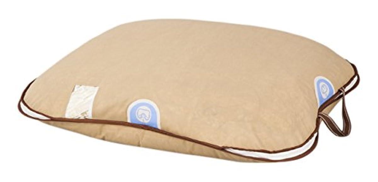 マトロンシェード暴動アストロ 羽毛布団 収納袋 シングル用 ベージュ 不織布 ワイヤー入り コンパクト 620-05