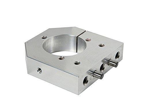 43 mm Eurohalsaufnahme KRESS SUHNER CNC Spannhals Spindelaufnahme Portalfräse Graviermaschine Fräse