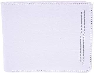 RL White Grey Men's Wallet (W37-WHGY)