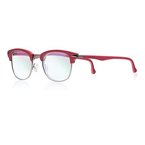 Officebrille, Computerbrille, Nahbereichsbrille, Blaulichtfilter, Raumbrille (+2,00dpt)