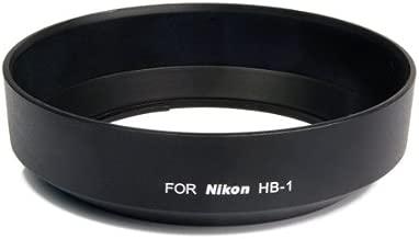 Pare Soleil Compatible Objectif HB-32 pour Nikon 18-105mm 18-135mm 18-140mm Maxsimafoto