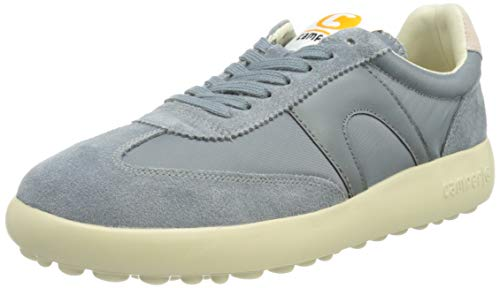 Camper Women's Low-Top Sneakers, Medium Gray, 7.5
