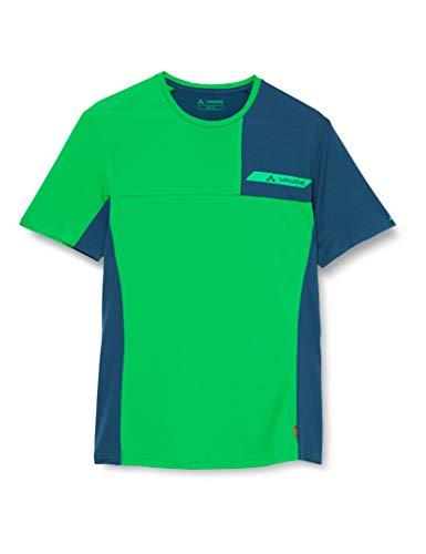 VAUDE Men's Scopi T-Shirt II Tee-Shirt Homme Apple Green FR: 2XL (Taille Fabricant: XXL)