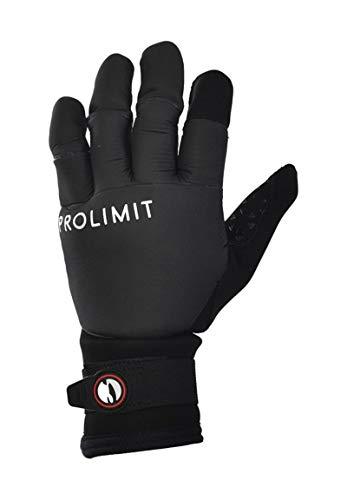 Prolimit - Neopren Handschuhe Curved Finger Utility , Größe:L
