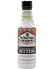 Fee Brothers Limited Whisky Barrel Aged Bitters, 15 cl