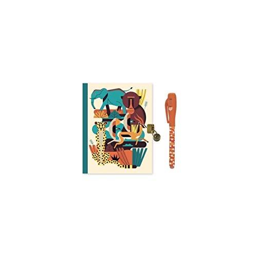 Lovely Paper Cuaderno Secreto Owen (53614), Multicolor (1)
