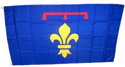 Fahne / Flagge Frankreich - Provence NEU 90 x 150 cm