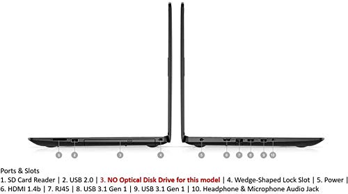 Compare Dell Inspiron 15 3593 (6C7T3) vs other laptops