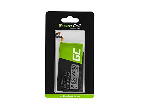 Green Cell EB-BG950ABA Akku für Samsung Galaxy S8 G950F   Li-Polymer Zellen   3000 mAh 3.85V   Ersatz Smartphone Batterie   Markenakku   Volle Kompatibilität   Reale Kapazität   ohne Memory-Effekt