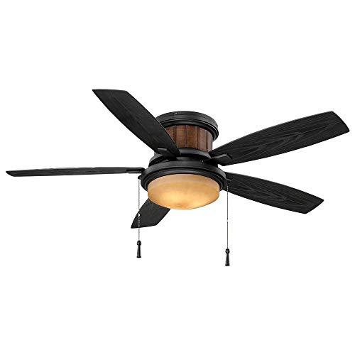 Hampton Bay Roanoke 48 in. LED Indoor/Outdoor...