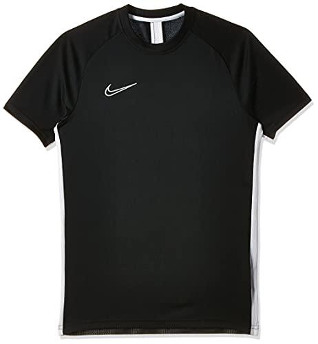 NIKE M NK Dry Acdmy Top SS Camiseta de Manga Corta, Hombre, Negro (Black/White/White)