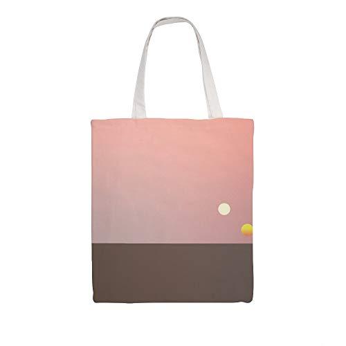 Bolsas de la compra de tela, diseño de estudio de forma apilable, bolsa de la compra reutilizable Lmcr0gommr0t-color110