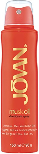 Jovan Musk Oil Deo Body V 150 ml