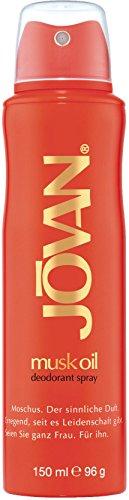 Jovan  Musk Oil Deo Body V 150 ml