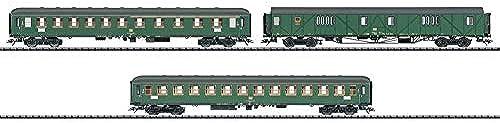 Trix 23499 - Trix Eilzugwagen-Set, DB, Ep. IV