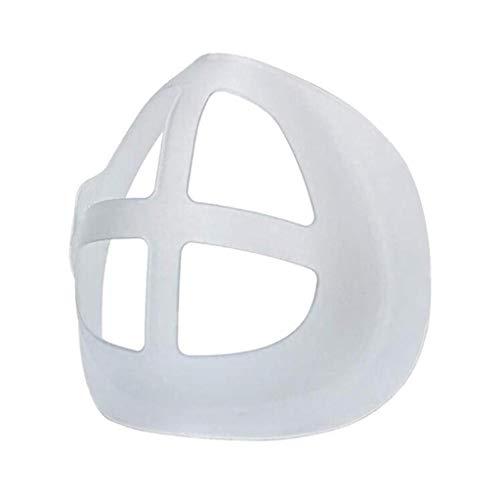 LUCKME 3D-Innenhalterung für Mund- und Nasenschutz und Reibungses Atmen