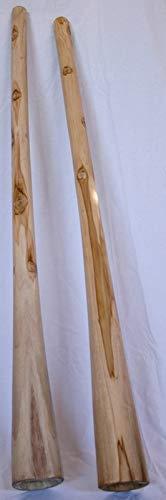 Holz Didgeridoo Jackfruit Baum - Länge 130cm - natur