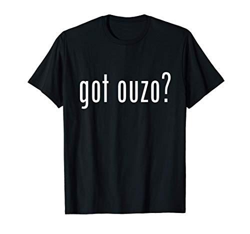 Griechenland Griechisches Bier Got Ouzo T-Shirt