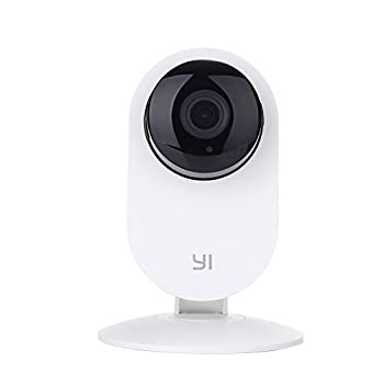 YI White Security Surveillance System
