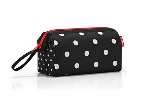 Reisenthel travelcosmetic mixed dots Beauty Case 26 centimeters 4 Nero (Mixed Dots)