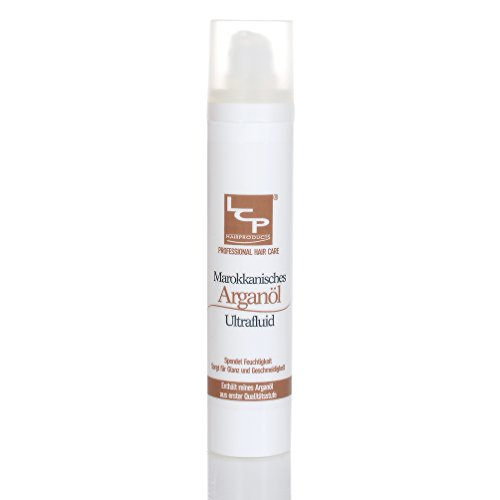Spitzenfluid Haaröl mit marokkanischem Argan-Öl Intensiv Pflege Serum bei strapaziertem Haar, 50 ml