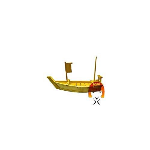 Barca in legno per sushi e sahimi 50 cm