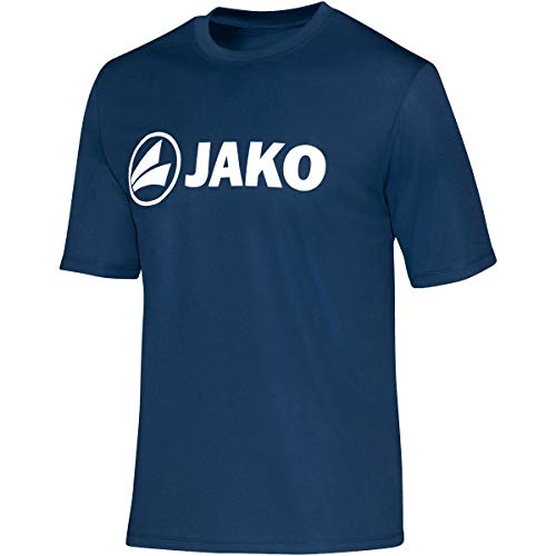JAKO t-Shirt Promo 13-14 Ans Multicolore - Marine